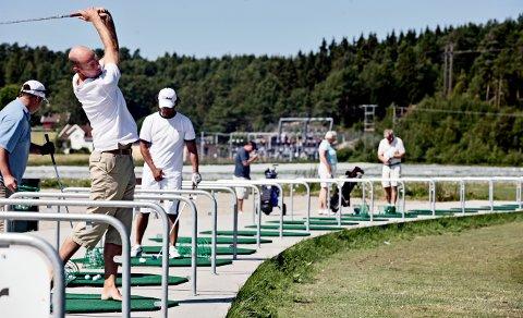 OVERSKUDD: Etter flere år med røde tall, gikk Huseby og Hankø Golfbane AS med 171.117 kroner i overskudd i 2016.