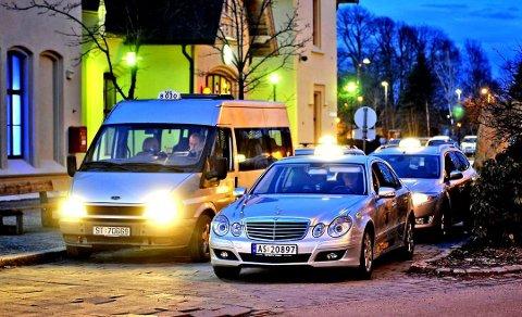 FRISLIPP: Regjerningen ønsker en liberalisering av taximarkedet, og foreslår flere endringer.