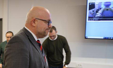 OFFENSIV: Tingrettsdommer Øyvind Johnsen og hans kolleger ved Ofoten tingrett har skrevet brev til Stortinget og krever svar om rettens fremtid.