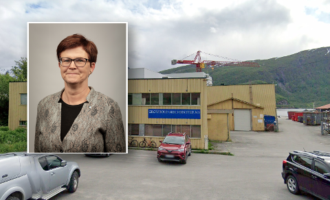 Ordfører Helene Berg Nilsen i Tjeldsund kommune.
