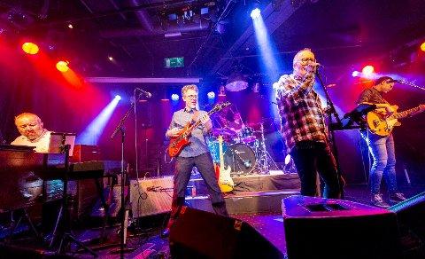 KOMMER: Jan Arild Sørnes & The Elektriske Bandet inntar Stallen Bodega 18. september.