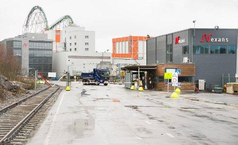 VERDENS DYPESTE: I Halden skal verdens dypeste sjøkabelen utvikles og produseres før personell fra samme fabrikk sørger for installasjon i Fensfjorden ved Monstad i Hordaland sommeren 2019.