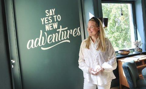 Nye eventyr: Erle er klar for nye eventyr i Stavanger. Foto: Synnøve Nyheim