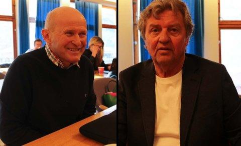 Lars O Seim (Sp) synes det er snodig at Trygve Bolstad (Ap) kritiserer kommunens låneopptak han selv har vedtatt. De to havnet i klinsj da kvartalsrapporten ble diskutert i formannskapet denne uka.
