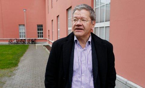 TIL VÅREN: - Det nye KIF (kultur, idrett og frivillighet) vil bli avklart i løpet av våren når Simon Næsse er på plass, sier ordfører i Haugesund, Arne-Christian Mohn.