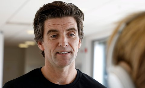 NY REKTOR: Jan Erik Søvig