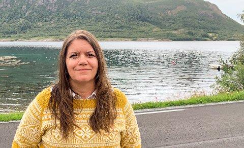 Ordfører Inger Monsen, Rødøy kommune