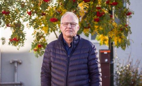 KAN BLI BEDRE: Kommunalsjef for kultur, undervisning og oppvekst, Kurt Schølberg, ser et forbedringspotensiale ved skolene i Vadsø kommune.