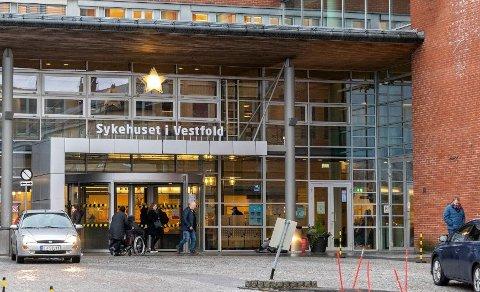 Delt løsning: De tillitsvalgte i Vestre Viken mener at innbyggeren i tidligere Hof og Holmestrand kommuner fortsatt skal tilhøre Tønsberg, og at tidligere Sande kommune skal tilhøre Drammen. Arkivfoto