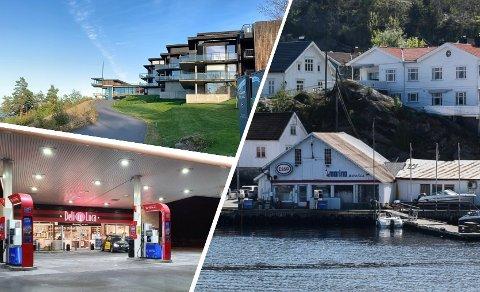 LEDIGE STILLINGER: Kragerø Resort på Stabbestad, Deli De Luca i Sannidal og Marina Service på Øya er blant bedriftene som ser etter nye medarbeidere.
