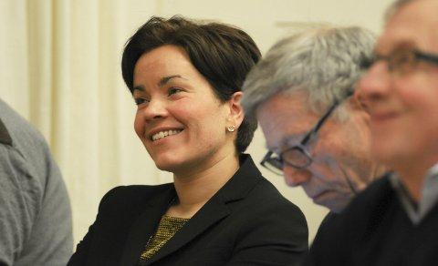 Møter naboer: Blant andre ordfører Gunn Cecilie Ringdal vil være tilstede når kommunen inviterer til åpent møte.