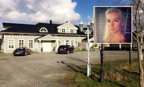 Tar tid: Det er over ett år siden Landbrukskontoret i Lier kommune strakk ut en hånd til Maria Høili for å finne en løsning i saken så hun kan selge huset og jorda separat.