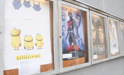 Minions på topp: Filmen Minions sammen med Jurassic World har gjort det bra i sommer, både i øst og vest. Foto: Åshild Marita Håvelsrud