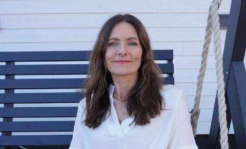 Renate Slettli Nymo (44) er ansatt i stillingen som administrerende direktør i Bladet Nordlys og regiondirektør i Amedia region nord. Foto: Amedia
