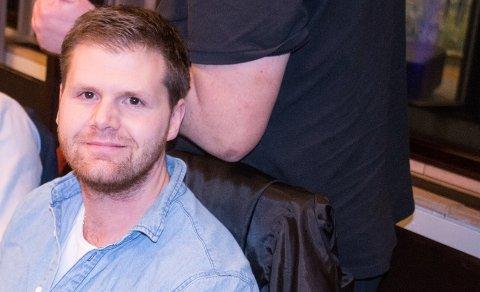 FIRE STEMMER: Gordon Foss Langøy (Frp) fikk bare de fire stemmene fra sitt eget parti for forslaget om å si nei til bosetting av flyktninger i nye Lyngdal i 2020.