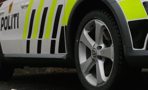 AVSKILTET: Politiet har avskiltet en trimmet moped på Kvavik.