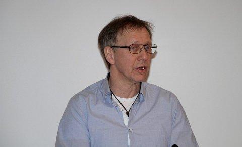 Ordførerkandidat, Eivind Arnt Husøy, kommunelege.