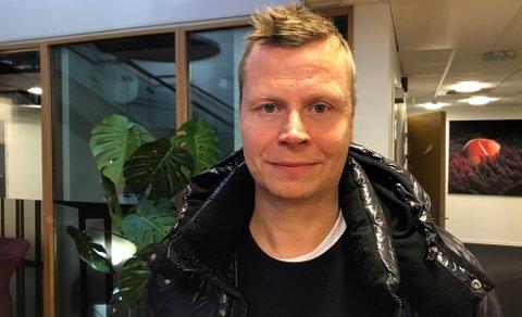 POSITIV: Morten Pedersen opplevde i 2006 at en luftduell endte karrieren og ga plager i mange år i ettertid. Likevel anser han seg som heldig med tanke på hvordan det kunne ha gått.