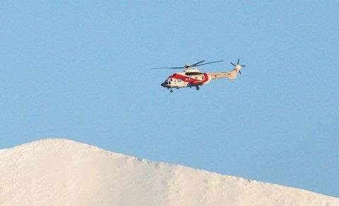 HELIKOPTERBASE: Regjeringa foreslår å opprette en ny base for redningshelikopter i Tromsø.
