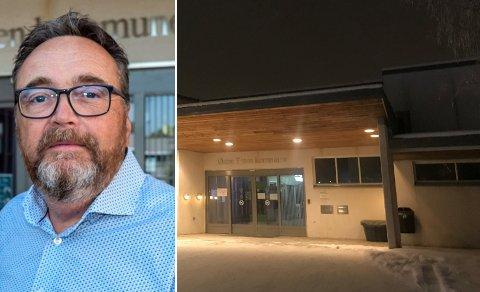 REKONSTRUERER: Kommunedirektør Ole Magnus Stensrud anser det som ikke et sannsynlig scenario at de vil få tilbake dataene sine fra de som står bak angrepet.