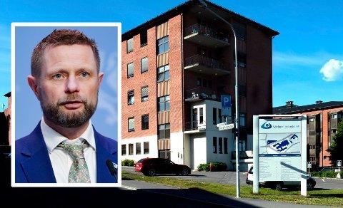 AVVIKLING: Helseministerens vedtak innebærer avvikling av Gjøvik sykehus. Pasientene skal til hovedsykehuset i Moelv når ny sykehusstruktur trer i kraft.