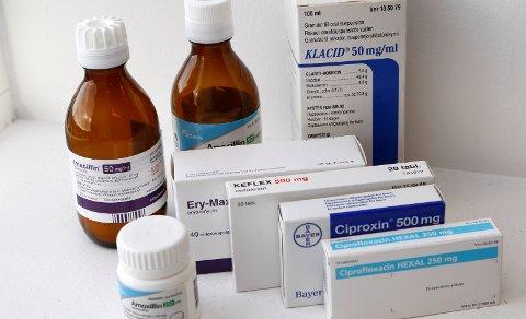 Barn i Norge bruker nå nesten 30 prosent mindre antibiotika enn for seks år siden.