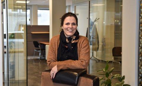 ANSVARLIG FOR SØKNADENE: Forretningsutvikler Ida M. Dyreng i Elverum Vekst.