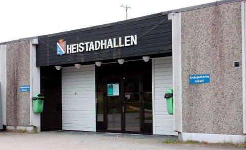 STENGT: Mye tyder på at svømmebassenget på Heistad blir stengt for godt.