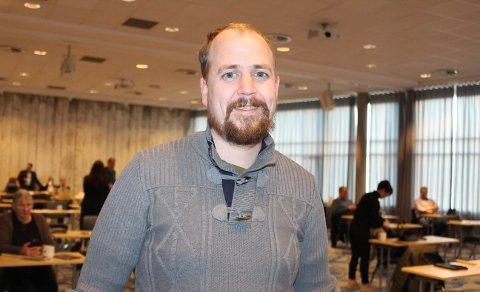 KORONA-OPPDATERING: Kommuneoverlege Anders Mølmen i Bamble.
