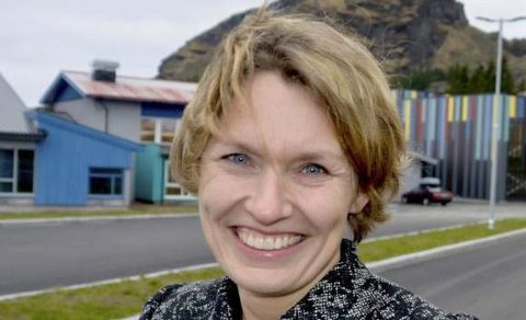 Aino Kristin Lindal Olaisen hadde Nord-Helgelands fjerde høyeste inntekt i skatteåret 2016.