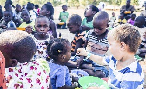 Linda Abildsten Gisnås og Stig Ove Abildsten Gisnås, misjonerer i Afrika