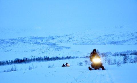 Scooterkjøring av norske turister skal ha blitt et problem i Arjeplog. De fleste av disse kommer fra Mo, Bodø og andre steder i Nordland.