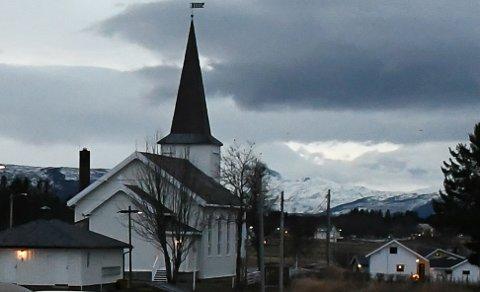 Valnesfjord kirke