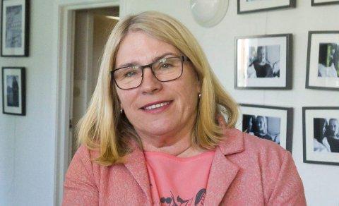 TRYGGE: – Jeg vil at alle skal føle seg trygge i Ringerike kommune. Da er det viktig å kjenne til fakta, sier Kirsten Orebråten, ordfører i Ringerike.