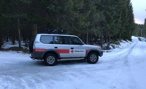 Røde Kors er satt inn i søket. Det er store skogsområder der befalselevene ble satt ut torsdag.
