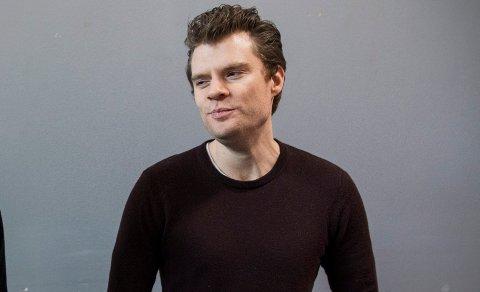 BLE SLÅTT NED: Andreas Christiansen Halse ble slått ned av en ukjent gjerningsmann tirsdag. Her fra SVs landsmøte på Gardermoen i 2017.