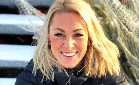 FOREDRAG: Mental trener Karianne Amlie Wahlstrøm holder foredrag på skolens Karrierekveld.
