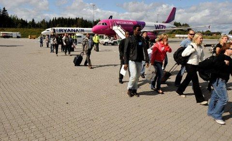 FERIE: Neste sommer er flere etterspurte charterturer tilbake på ruteplanen til Sandefjord Lufthavn Torp.
