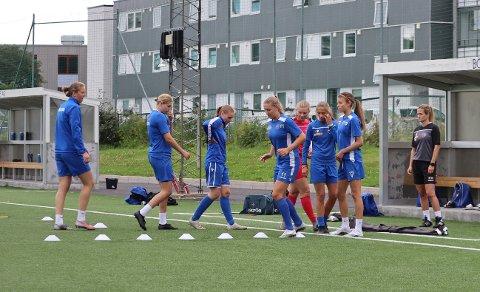 NYTT LAG: Fredag stiftes Sandefjord Fotball Kvinner.