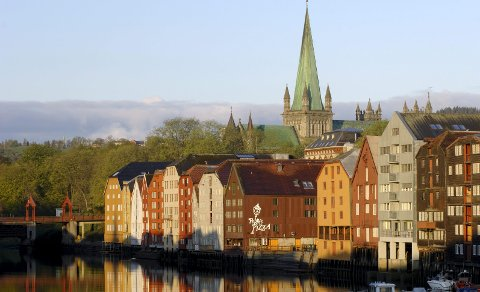 POPULÆR: Nesten 3000 steinkjerbygg har flyttet til Trondheim i løpet av perioden 2000-2019, mens i underkant av 1900 har flyttet motsatt vei. Arkivfoto