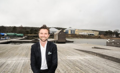 STOR TRO: Hotelldirektør Paul Wegar Dørdal har stor tro på høsten etter gjenåpningen.