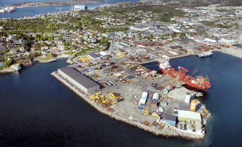 Færre plasser: Usikkerhet og nedskjæringer i oljebransjen har ført til dramatiske fall i lærlingplasser hos flere bedrifter på Vestbase.  Arkivfoto
