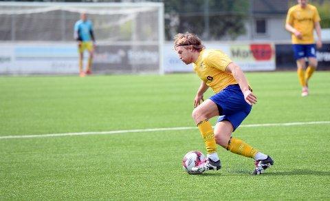 Marius M. Neergaard ble en av dagens målscorere.