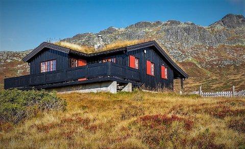 Over fire mill.: Nylig lå denne eiendommen, mellom Beitostølen og Båtskaret, ute for salg, og responsen var enorm.