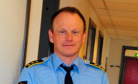 JOBBERVIDERE:Bjørn Bratteng, seksjonsleder for etterforskning.