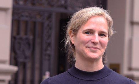 Jessica Lønn-Stensrud er opptatt av bakterier som lever på oss og i oss.