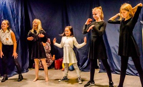 KULTURFEST: Fra Barnas Verdensdag i Ås i 2018.