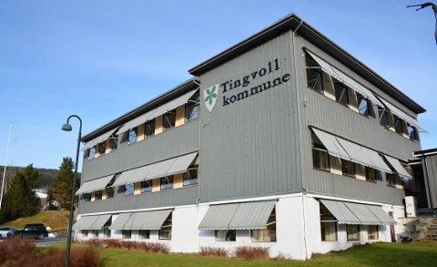 Tingvoll kommune omorganiserer. (Arkiv)