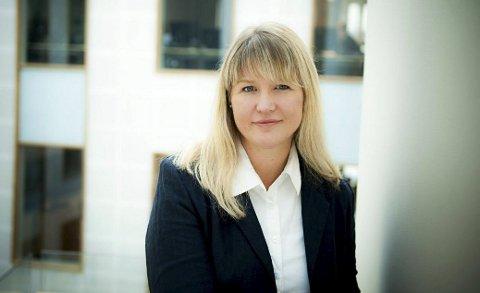 Seniorrådgiver Monica Alisøy Kjelsnes i Lotteritilsynet synes markedsføringsaktiviteten til Lyoness i Norge er urovekkende.