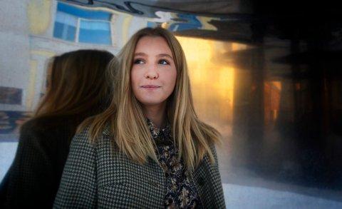 GIR UT NY MUSIKK: Nå er Vårin Strand (23) klar for å slippe ut ny musikk. – Det er rart, superfint og overveldende, sier hun til Drammens Tidende.